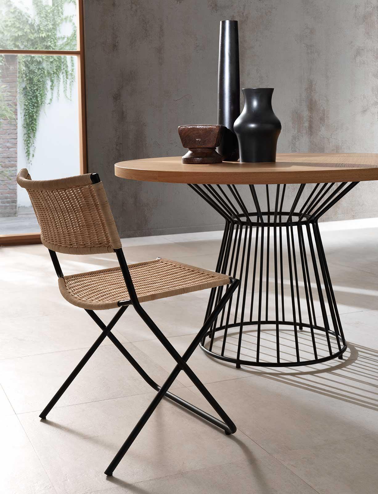 Susan-sedia-poltroncina-ferro-midollino